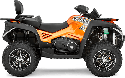 2017 CFMOTO CForce 800 EPS in Cheyenne, Wyoming