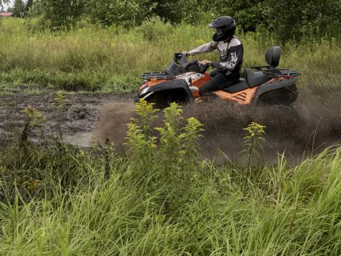 2017 CFMOTO CForce 800 EPS in Hooksett, New Hampshire