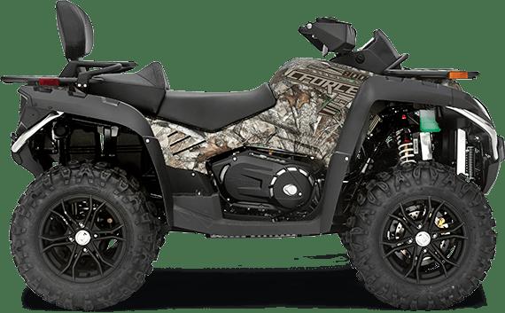 2017 CFMOTO CForce 800 EPS TT Camo in Glen Burnie, Maryland