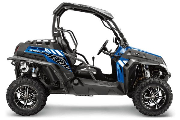 new 2017 cfmoto zforce 1000 eps utility vehicles in. Black Bedroom Furniture Sets. Home Design Ideas