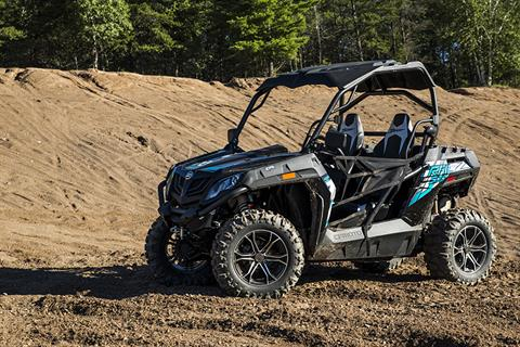 2017 CFMOTO ZForce 500 HO Trail EPS in Manheim, Pennsylvania