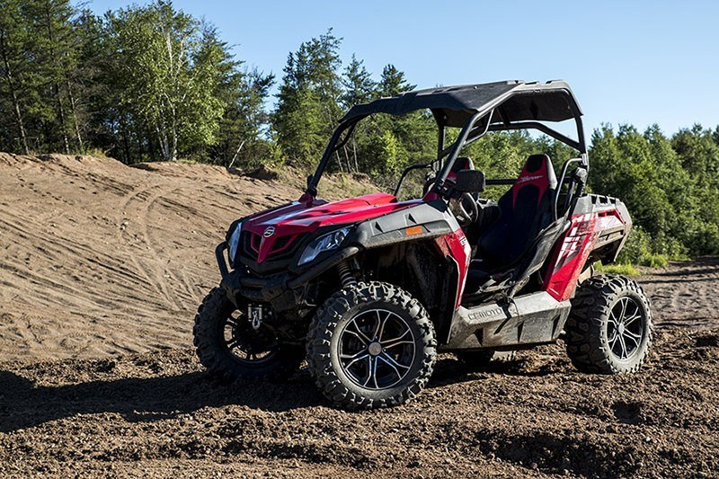 2017 CFMOTO ZForce 800 EPS Trail in Mechanicsburg, Pennsylvania