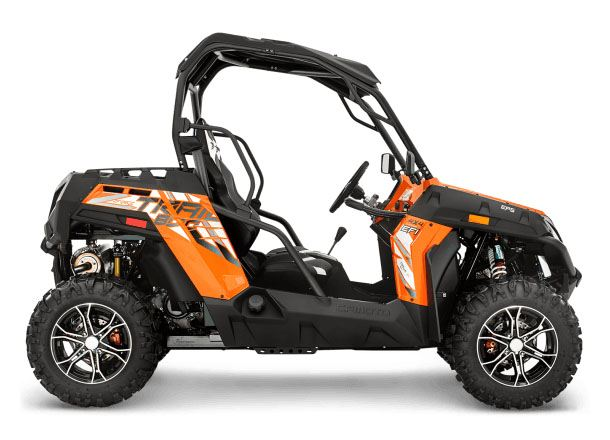 2017  ZForce 800 EPS Trail for sale 67021