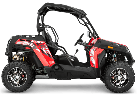 2017 CFMOTO ZForce 800 EPS Trail in Manheim, Pennsylvania