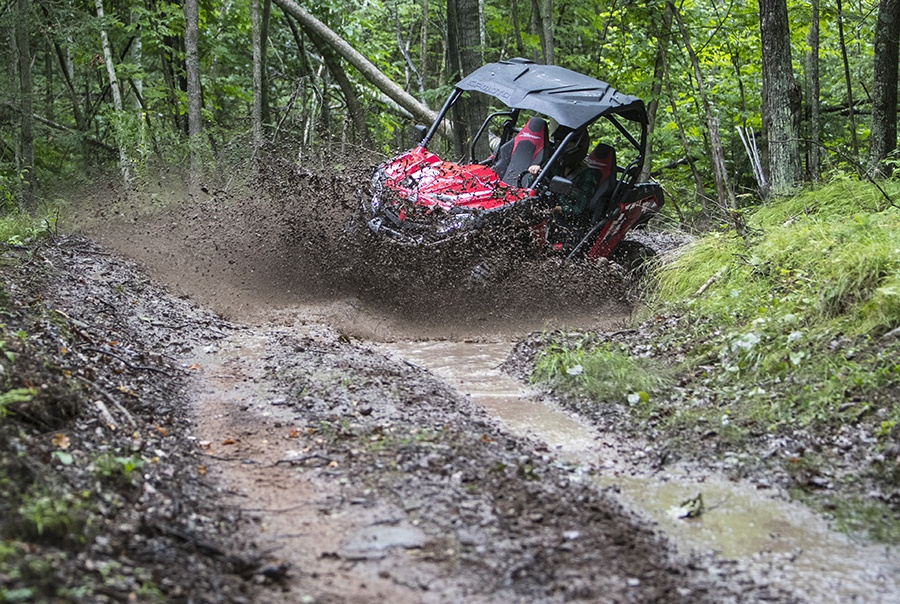 2017 CFMOTO ZForce 800 EPS Trail in Slovan, Pennsylvania