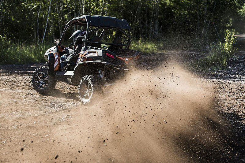 2017 CFMOTO ZForce 800 EX EPS in Derby, Vermont