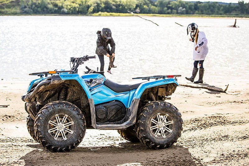 2018 CFMOTO CForce 400 in Leesville, Louisiana