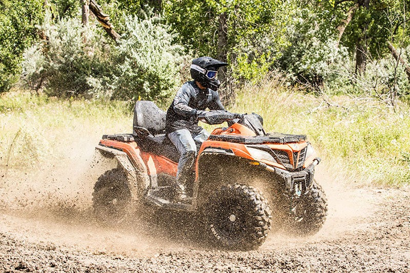 2018 CFMOTO CForce 800 XC in Barre, Massachusetts