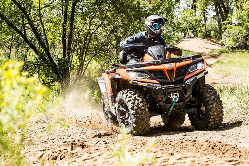 2018 CFMOTO CForce 800 XC in Amarillo, Texas