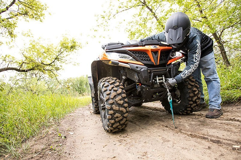 2018 CFMOTO CForce 800 XC in Pittsfield, Massachusetts