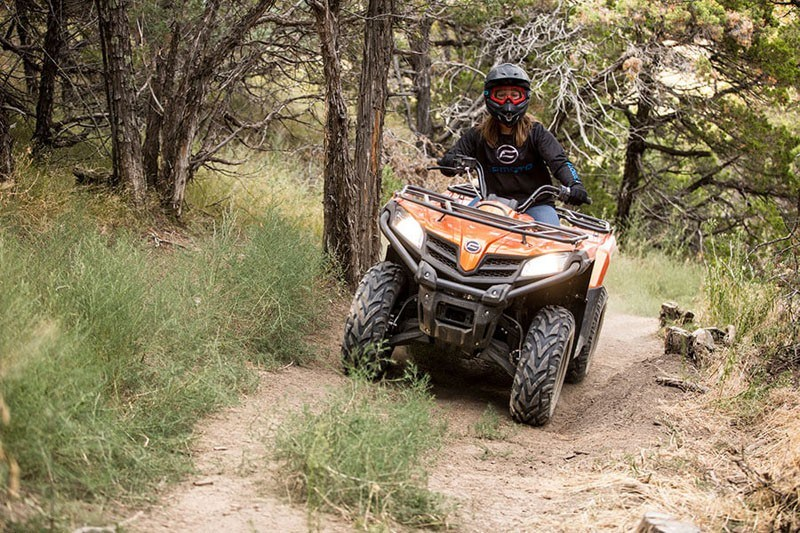 2019 CFMOTO CForce 400 in Evanston, Wyoming