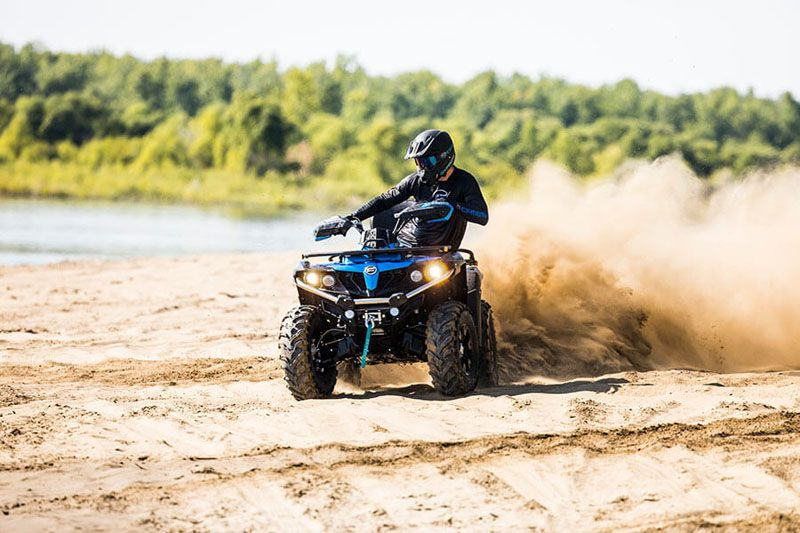 2019 CFMOTO CForce 600 in Leesville, Louisiana