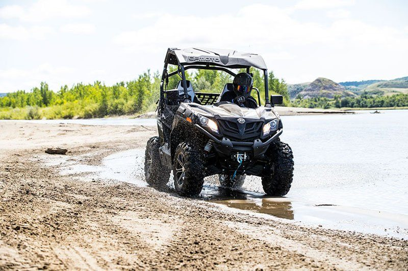 2019 CFMOTO ZForce 500 Trail in Leesville, Louisiana
