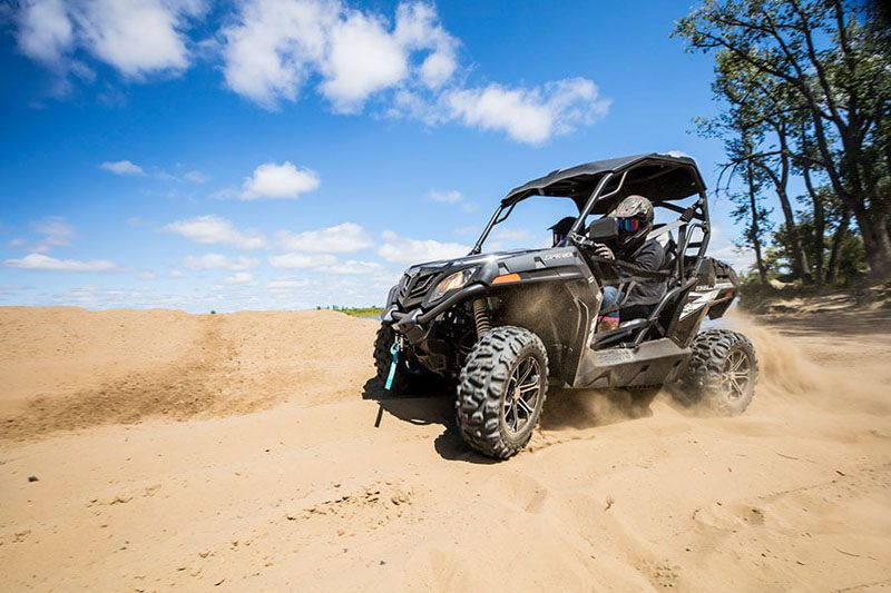 2019 CFMOTO ZForce 500 Trail in Wisconsin Rapids, Wisconsin