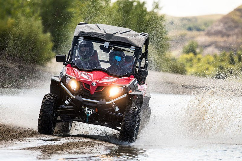 2019 CFMOTO ZForce 800 EX in Wisconsin Rapids, Wisconsin