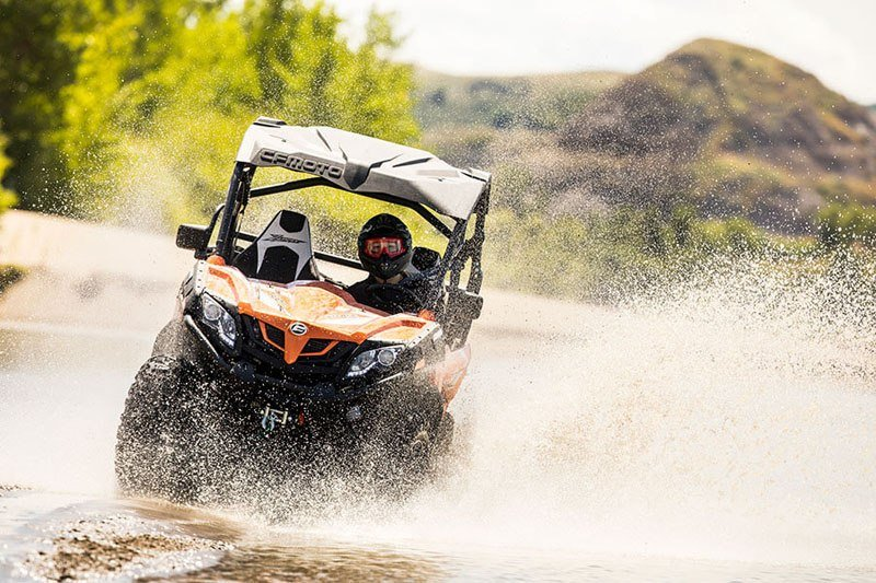 2019 CFMOTO ZForce 800 Trail in Burleson, Texas