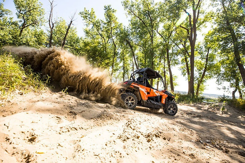 2019 CFMOTO ZForce 800 Trail in Union Grove, Wisconsin