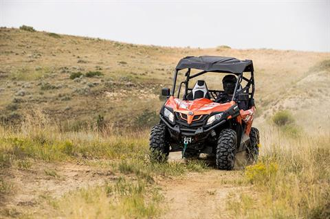 2019 CFMOTO ZForce 800 Trail in Oklahoma City, Oklahoma