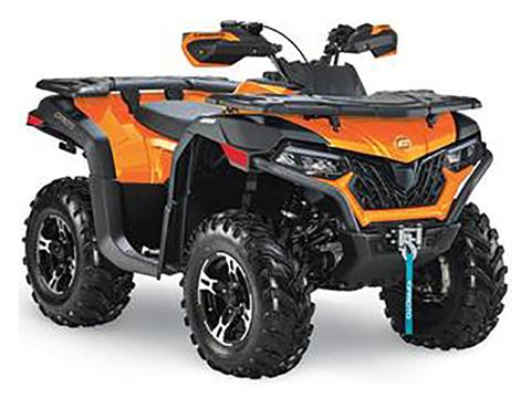 2020 CFMOTO CForce 600 in Lebanon, Maine