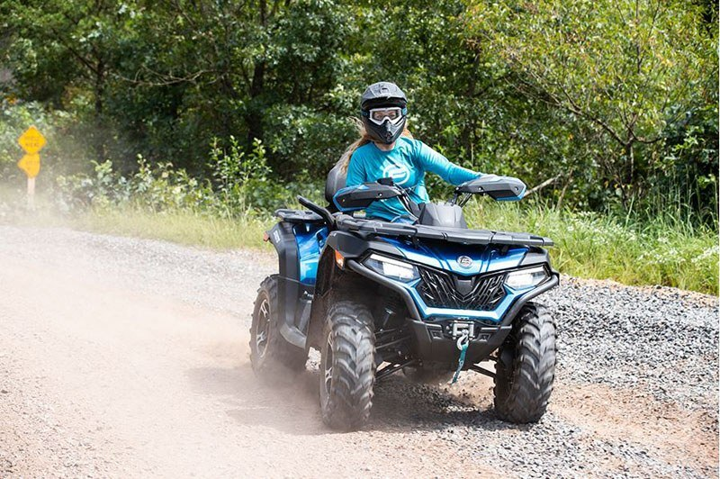 2020 CFMOTO CForce 600 in Lebanon, Maine - Photo 3