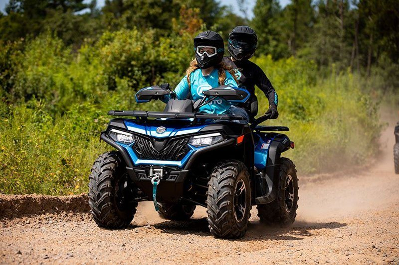 2020 CFMOTO CForce 600 in Lebanon, Maine - Photo 4