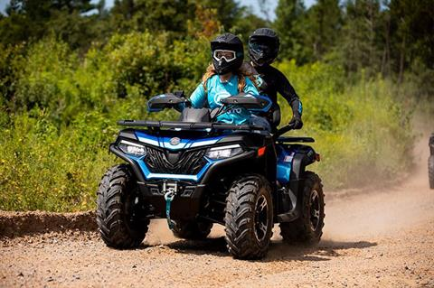 2020 CFMOTO CForce 600 Sport in Leesville, Louisiana - Photo 2