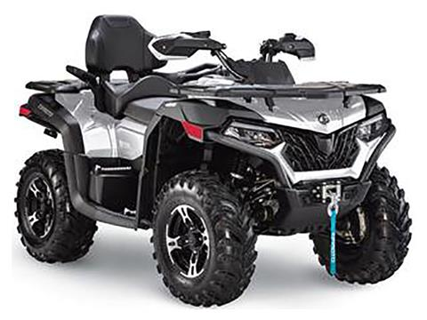 2020 CFMOTO CForce 600 Touring in Burleson, Texas