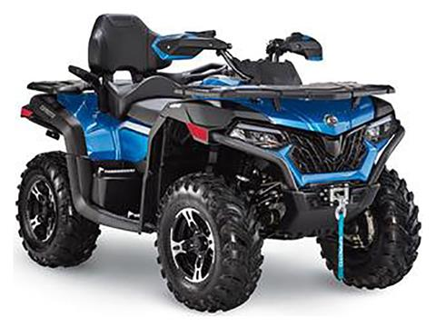 2020 CFMOTO CForce 600 Touring in Sauk Rapids, Minnesota