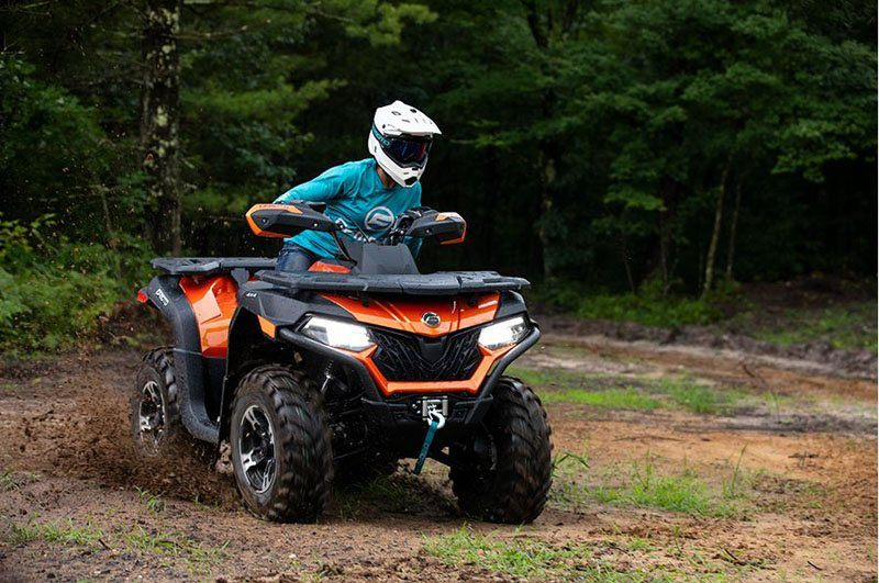2020 CFMOTO CForce 600 Touring in Tamworth, New Hampshire - Photo 4