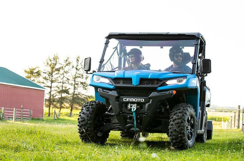 2020 CFMOTO UForce 1000 in Sterling, Colorado