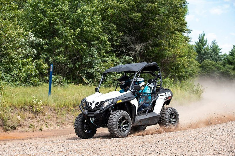 2020 CFMOTO ZForce 500 Trail in Guilderland, New York