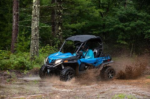 2020 CFMOTO ZForce 800 Trail in Lebanon, Maine - Photo 4