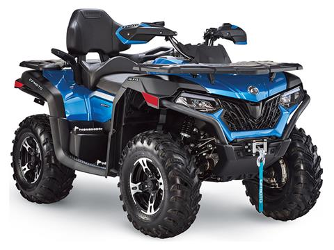 2021 CFMOTO CForce 600 Touring in Scottsbluff, Nebraska
