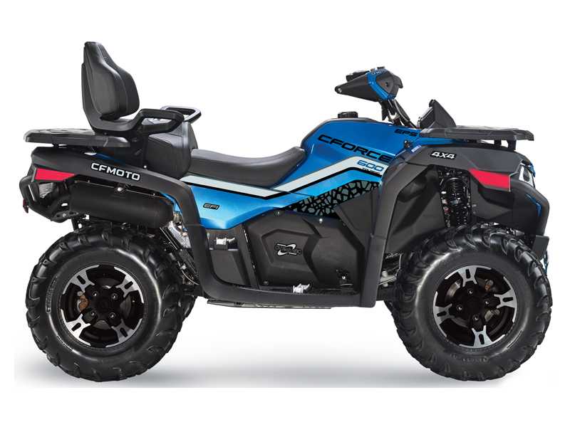 2021 CFMOTO CForce 600 Touring in Springfield, Missouri
