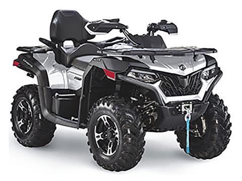 2021 CFMOTO CForce 600 Touring in Burleson, Texas