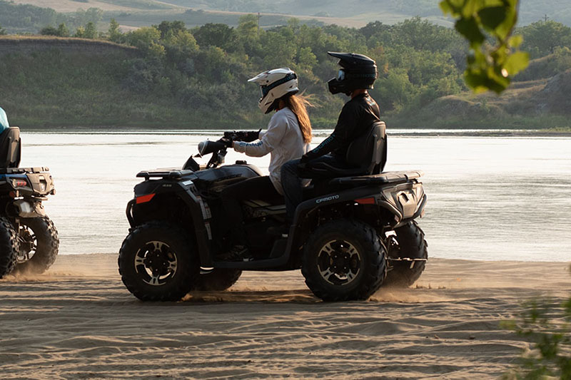 2021 CFMOTO CForce 600 Touring in Sterling, Colorado