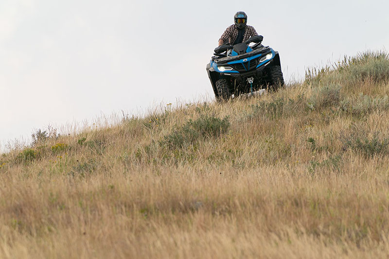 2021 CFMOTO CForce 800 XC in Idaho Falls, Idaho - Photo 3