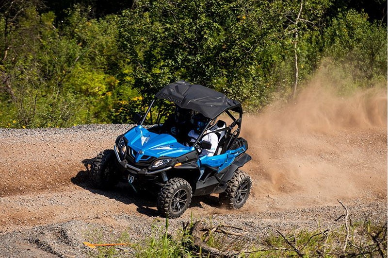2021 CFMOTO ZForce 800 EX in Tamworth, New Hampshire - Photo 2