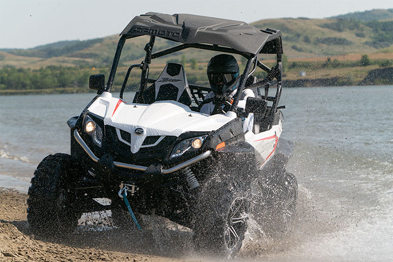 2021 CFMOTO ZForce 800 EX in Francis Creek, Wisconsin - Photo 8