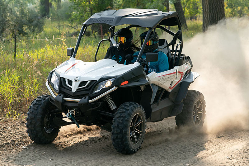 2021 CFMOTO ZForce 800 EX in Saucier, Mississippi - Photo 2