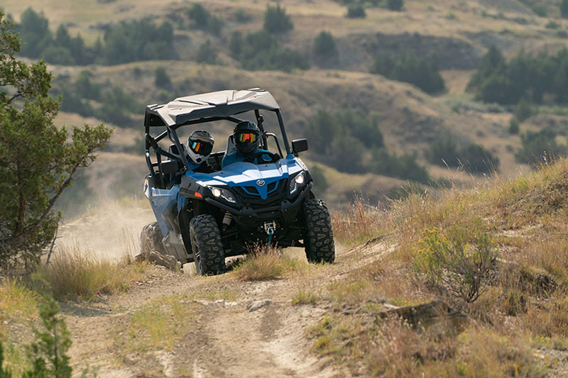 2021 CFMOTO ZForce 800 Trail in Monroe, Washington - Photo 2
