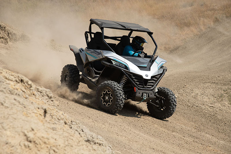 2021 CFMOTO ZForce 950 Sport in Lebanon, Maine - Photo 18