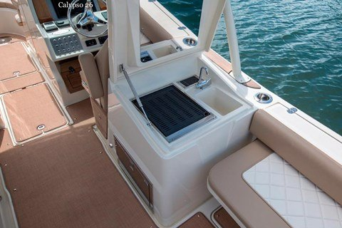 2015 Chris-Craft Calypso 26 in Bridgeport, New York