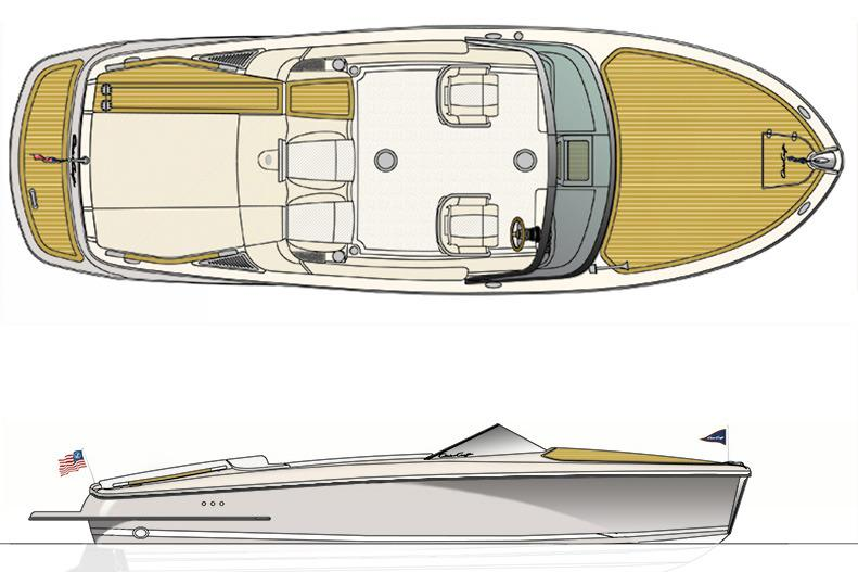 2016 Chris-Craft Capri 25 in Fleming Island, Florida