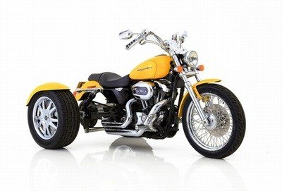 2016 Champion Trikes Champion HD Sportster Kit Package A (Open Body) in El Campo, Texas