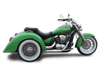2016 Champion Trikes Kawasaki Vulcan 900 in Sumter, South Carolina