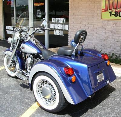 2016 Champion Trikes Solid Axle Kit (1987 - Newer) in El Campo, Texas