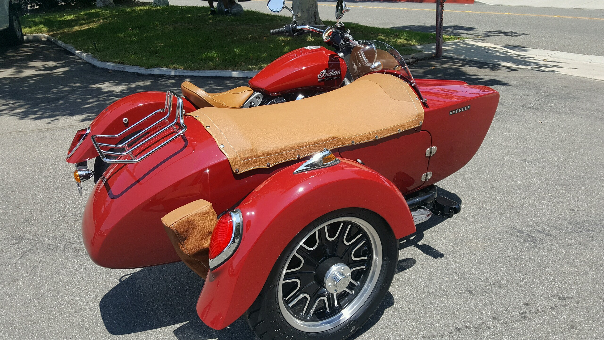 2017 Champion Trikes Avenger Sidecar in West Berlin, New Jersey
