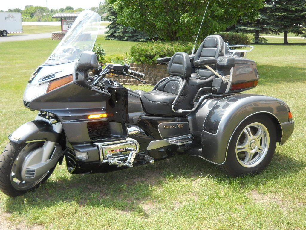 2017 Champion Trikes Goldwing 1500 in Colorado Springs, Colorado