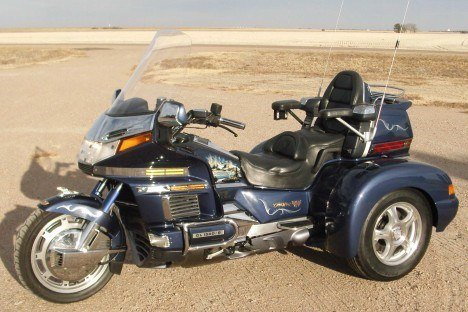 2017 Champion Trikes Goldwing 1500 in Fairfield, Illinois